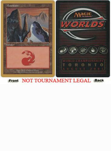 World Championship NM 7th Edition 337 - Tom van de Logt - 2001 Mountain