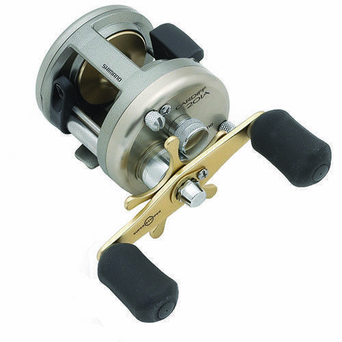 Shimano Cardiff Baitcstng Carrete 201 Tamaño 5.8  1 Gr 24 RR 5 Bearng LH