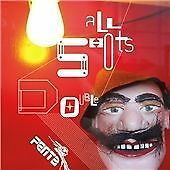 1 of 1 - Penta, all shots double (2011) 9 track psy-trance NEW/SEALED