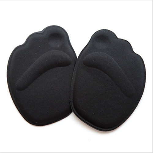 Soft Sole High Heel Foot Cushions Anti-Slip Forefoot Insole Breathable Shoes Pad