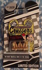 Disney Park Cruisers Vehicle WDW Seven Dwarfs Mine Train Dopey LE Pin Sold Out