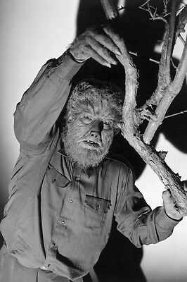 LON CHANEY 24X36 POSTER PRINT THE WOLFMAN