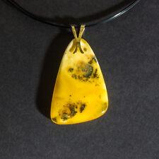 Bernstein Anhänger 5,1 Gramm natural Baltic Amber 蜜蜡 琥珀 波罗的海 Natur