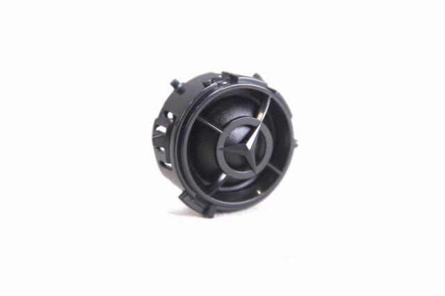 Genuine MERCEDES S W222 217 C W205 Premium Sound Tweeter Burmester HIFI 2pcs