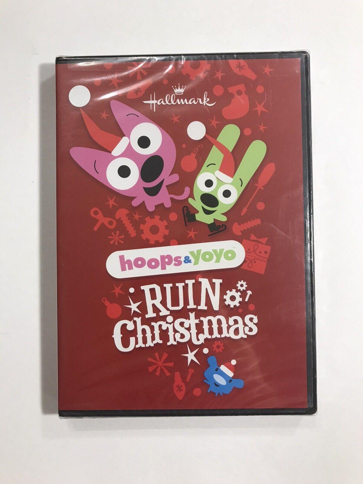 Hoops & Yoyo Ruin Christmas DVD