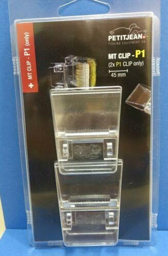 Marc Petitjean Magic Tools MT CLIP-P1 45mm 2 Stück