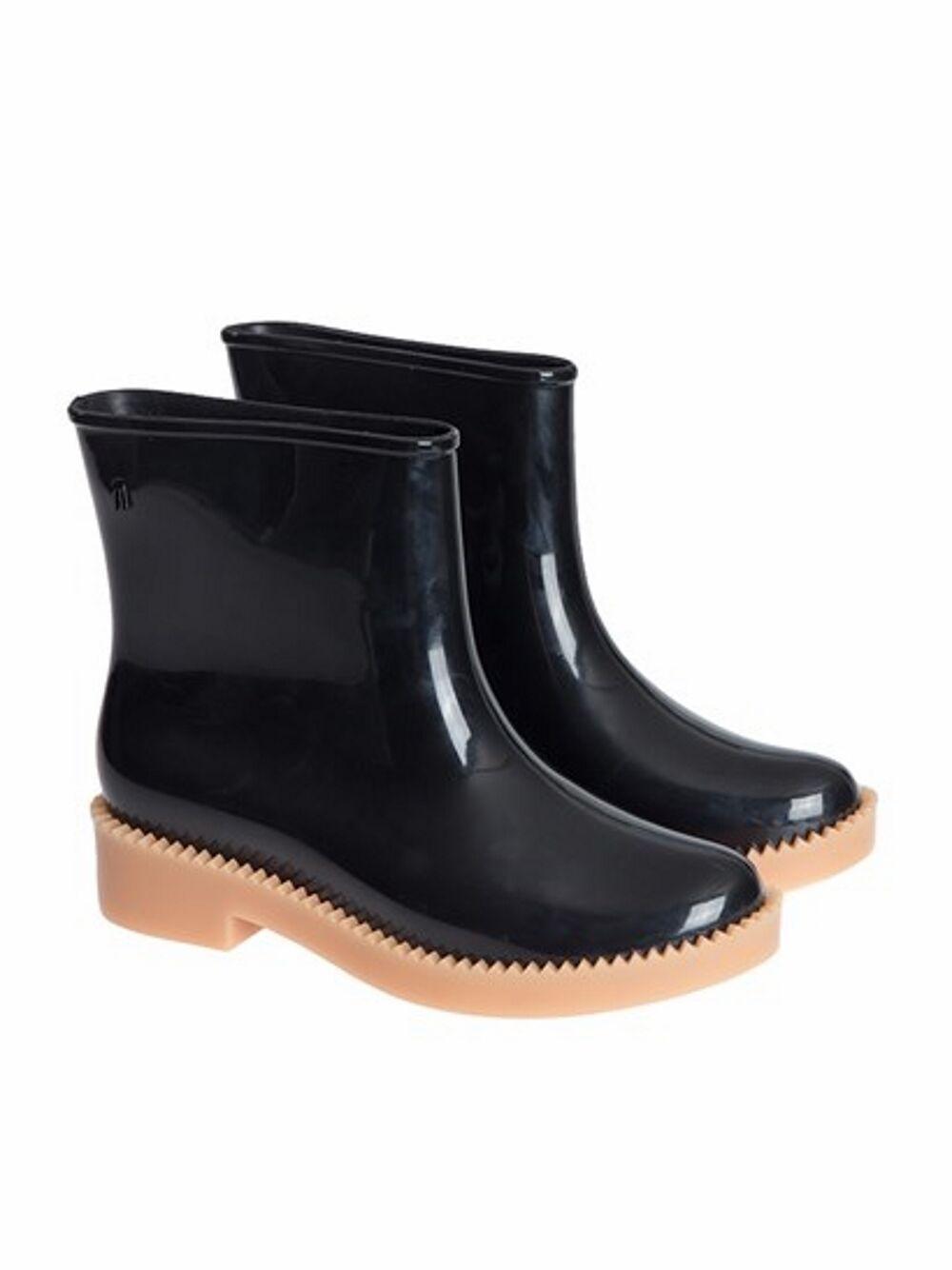 Melissa Botines por la bota lluvia, Rain de la gota bota la f08a8f