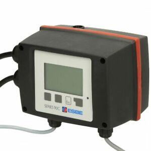 Esbe-Stellmotorregler-90-1-Controle-Heizkreisregler-en-un-Servomoteur