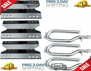 Stainless Steel For  BBQ Pro BQ05041-28 BQ51009 Heat plates