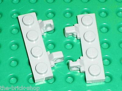2 x LEGO MdStone hinge plate 44568 Set 10143 10189 10178 6209 10188 7663 7676