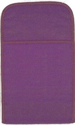 Capital Holder Genuine Cloth Felt Pouch Protection Sleeve Bag For 5x6 Con Cases