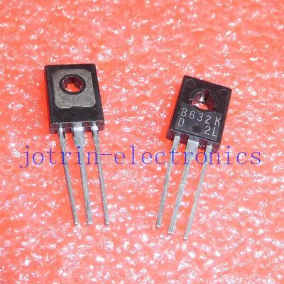 10Pcs 2SA1156 A1156 PNP SILICON POWER TRANSISTOR TO126