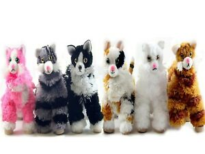 Brown Llama string marionette puppet Yarn Marionette New