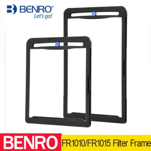 Benro FR1015 FR1010 marco el filtro para soporte del filtro FH100M2 Filtro de protección