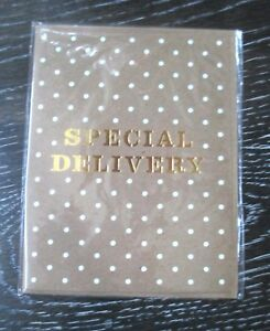 Kate spade new york special delivery greeting card nip ebay image is loading kate spade new york special delivery greeting card m4hsunfo