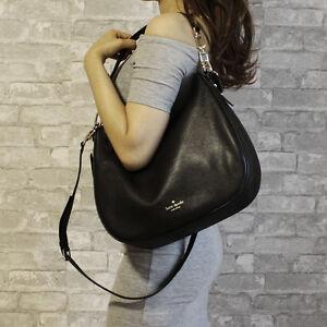 00435dc331 New Kate Spade Mulberry Street Vivian Shoulder Bag Crossbody Black ...