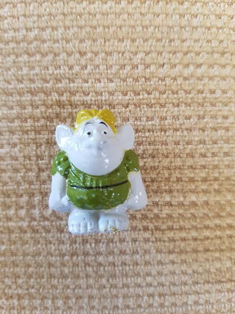 """Disney Frozen Troll Trolls 1"""" tall Figure Doll Toy Cake Topper Party Favor"""
