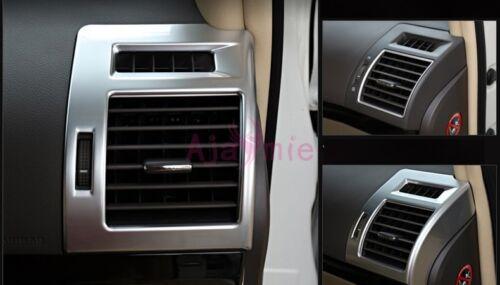 Interior Vent Cover For Toyota Land Cruiser F150 Prado 2010-2017 Car Accessories