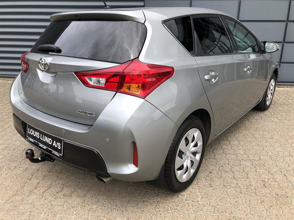 Toyota Auris 1,6 T2+ TS Benzin modelår 2014 km 83000
