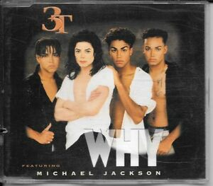 MAXI-CD-4-TITRES-3T-FEAT-MICHAEL-JACKSON-WHY-1996