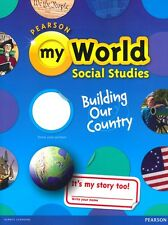 myWorld Social Studies Grade 5 Homeschool Bundle + Extra Student Book NEW