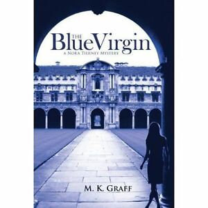 Blue-Virgin-Paperback-by-Graff-Marnette-Kathleen-Brand-New-Free-P-amp-P-in-th