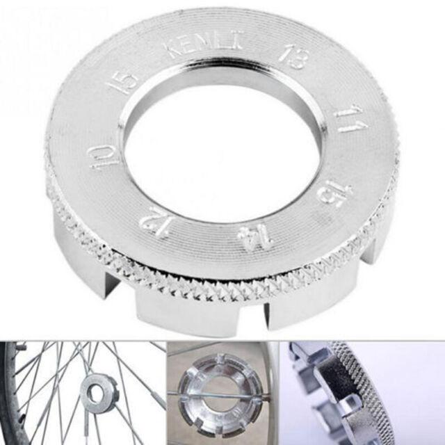 8 Way Bike//Cycle//Bicycle Spoke Key Push Wheel Rim Nipple Spanner Wrench Tool DIY