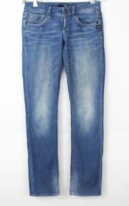 G-STAR RAW Women Straight Leg Stretch Jeans Size W28 L32