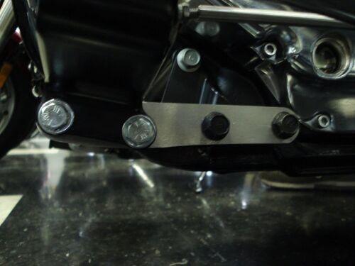 "Yamaha V-Star 1100 4/"" FORWARD CONTROL EXTENSIONS POWDER COATED peg relocation"