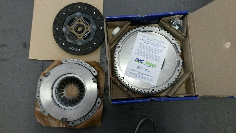 VW Golf 4 1.8 GTi Solid Flywheel+Clutch Kit