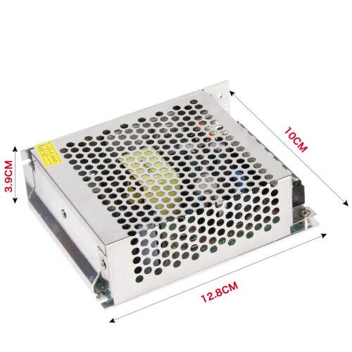 ieGeek DC 5V 12V 24V 36V 48V Trafo Netzteil Driver LED Schaltnetzteil Streifen