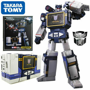 Transformers-Masterpiece-MP-13-Soundwave-Destron-Communication-Action-Figure-Toy