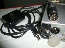 MP3 iPhone DAB+  Adapter mit Umschalter f. Oldtimer Radios Blaupunkt u. Becker