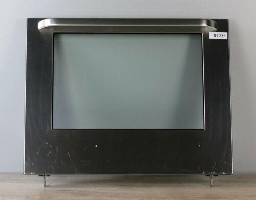 In acciaio inox BACK porta del forno 59 x 46 cm porta forno per e-FORNELLO FORNELLO installazione
