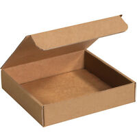 Box Partners Literature Mailers 9 X 9 X 3 Kraft 50/bundle M993k on sale