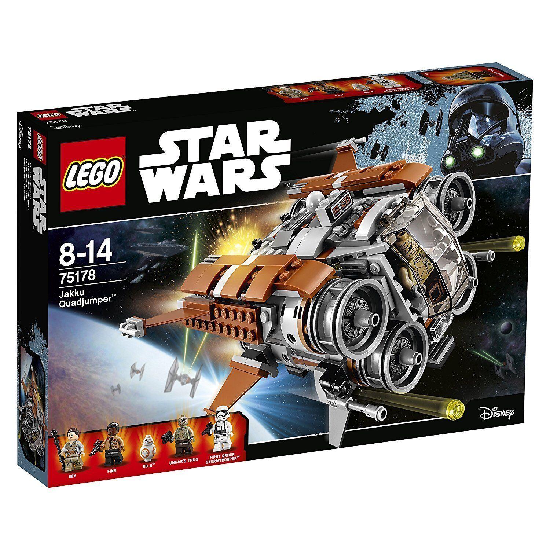 LEGO ® Star Wars ™ 75178 Jakku quadjumper ™ nouveau new neuf dans sa boîte En parfait état, dans sa boîte scellée