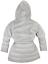 NUOVO-Autentico-ELSY-RRP-279-eta-3-ANNI-Grigio-Pelliccia-Down-Jacket-Coat-JK08 miniatura 3