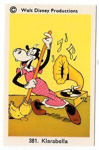 1970s-Sweden-Swedish-Walt-Disney-Card-Clarabelle-cow-housekeeping