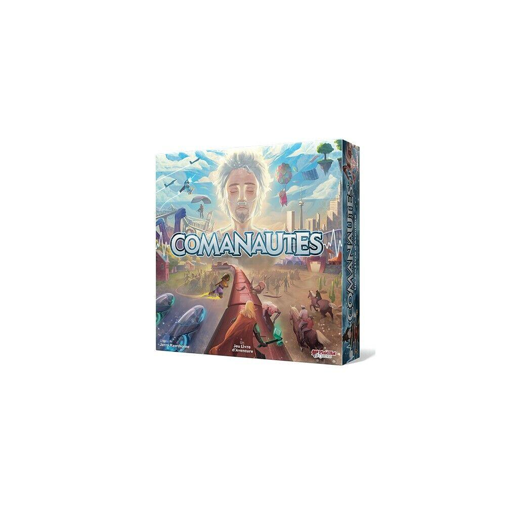 Comanautes - ASMODEE - NEUF