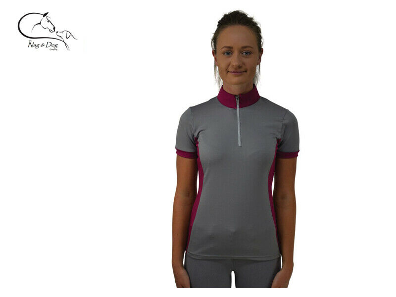 HyFashion 'Arabella' Ladies Technical Competition Show Shirt Jumping Dressage