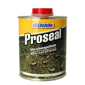 Tenax Proseal Idro Oleorepellente effetto Naturale per Marmo e Granito Lt.1