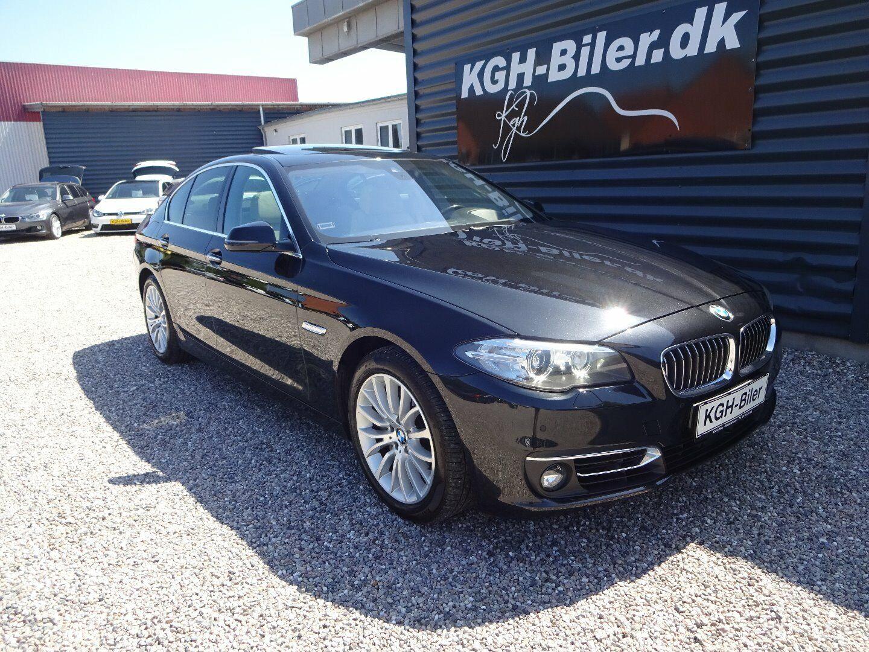 BMW 535i 3,0 aut. 4d - 389.900 kr.