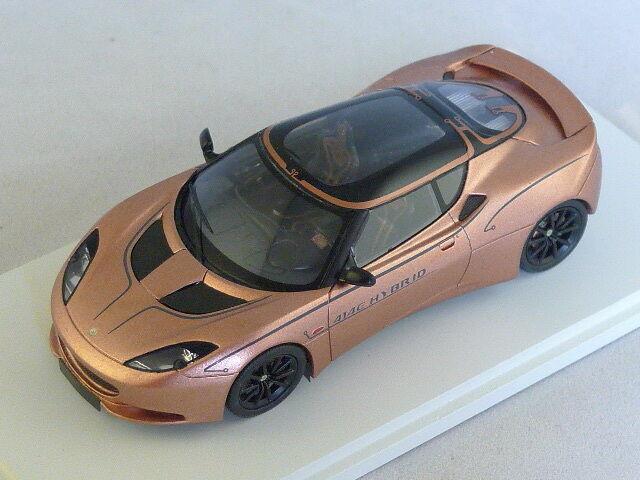 Spark S2207 - LOTUS Evora Hybrid 414E 2010 1 43
