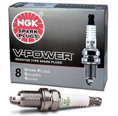 80-81 Trans Am 301 Turbo NGK Spark Plugs V-POWER