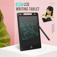 Color : White MMF Digital Writing Pad 8.5 inch LCD Pressure Sensing E-Note Paperless Writing Tablet//Writing Board Black Home School Office