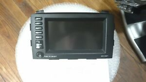 Image Is Loading Honda Pilot Navigation Radio Display Screen 2006 2008