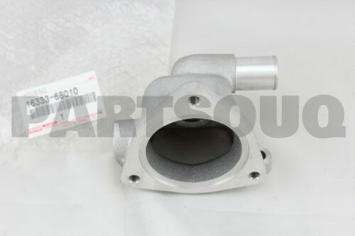 1633368010 Genuine Toyota HOUSING WATER OUTLET 16333-68010