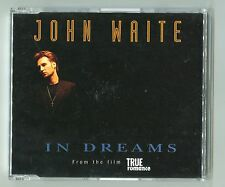 John Waite cd-maxi IN DREAMS © 1993 from the film TRUE ROMANCE German-4-track-CD