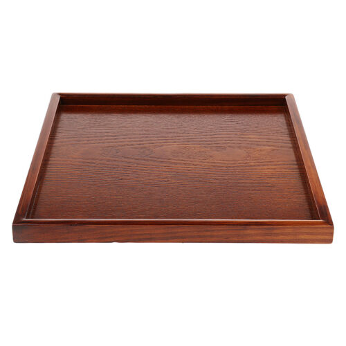 1//35 Scale 30x30cm Wooden Tray Base for Sand Military Armor Scene Props Toy