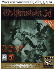 Wolfenstein 3D + Spear of Destiny + Elder Scrolls: Arena + Daggerfall PC Games